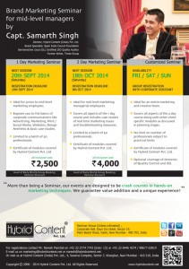 Marketing Seminar by Hybrid Content, Samarth Singh
